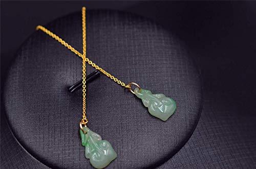 green jade drop earrings Burmese untreated grade A Chinese jadeite jewellery 14k gold filled