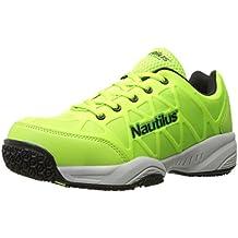 Nautilus 2115 Comp Toe Light Weight Slip Resistant Athletic Shoe