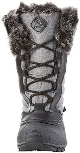 Charcoal Haley Women's Snow Boot Kamik wq70CW