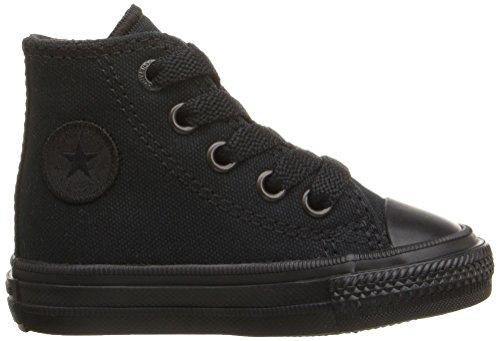 converse INFANT CTAS II HI Black/Black/Black