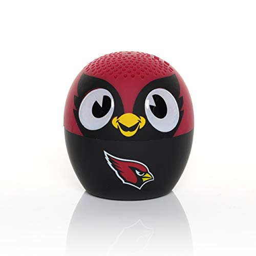 - NFL Bitty Boomer Wireless Bluetooth Speaker, Arizona Cardinals