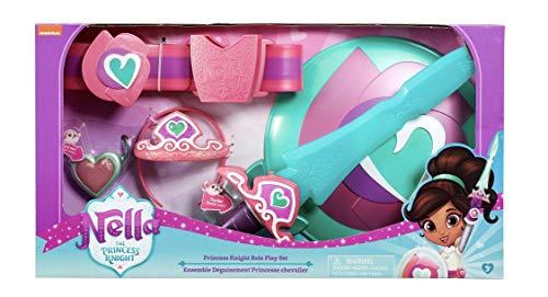 Nella Nickelodeon Princess Knight Mega Role Play -