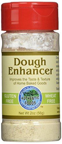 Dough Enhancer - Authentic Foods Dough Enhancer, 2 Ounce