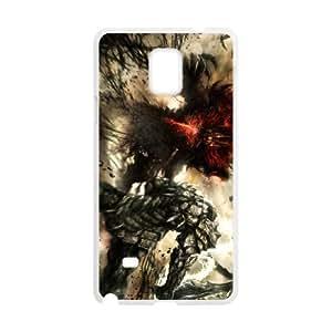 soul sacrifice Samsung Galaxy Note 4 Cell Phone Case White Gimcrack z10zhzh-3039913