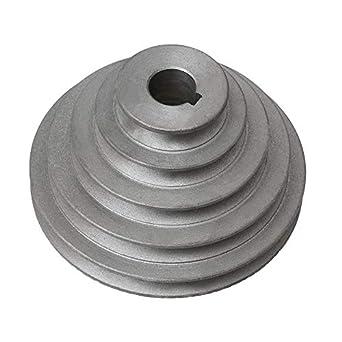 Homeswitch Aluminum 24mm Bore 5 Step A Type V-Belt Pagoda