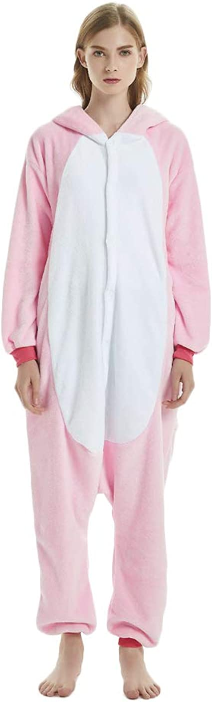 Unicorn/Unicornio Pijama Felpa Trajes En general Ropa de dormir Ropa de noche Ropa de salón Para niños y adultos