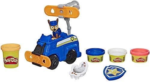 PlayDoh Paw Patrol Rescue