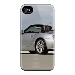 Durable Defender Cases For Iphone 6 Plus Tpu Covers(bmw Z4 M Roadster Rear Angle)