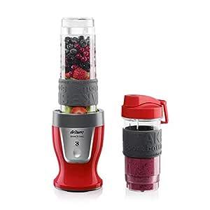 Arzum Ar1032 Shake'N Take Kişisel Blender, 300W, Çelik Plastik, Kırmızı