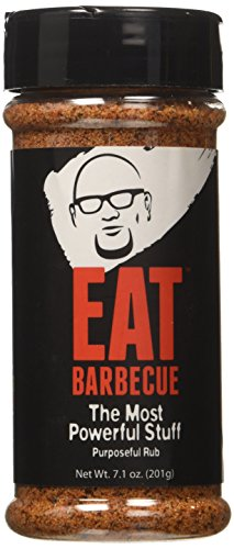 The Most Powerful Stuff Purposeful Rub 6.5 Ounce by EAT Barbecue