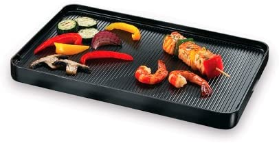 Swissmar Non-Stick Reversible Grill Top for Raclettes