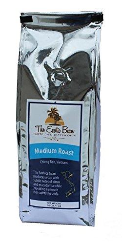 Vietnam Organic Medium Bean Arabica