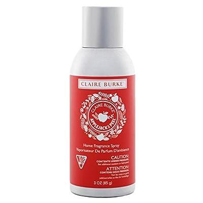 Claire Burke Vapourri Home Fragrance Spray 3 Oz. - Apple Jack and Peel