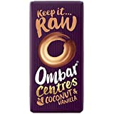 Ombar Coconut and Vanilla Chocolate 35 g (Pack of 10)