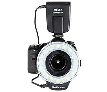 Anillo de Flash de Anillo Macro para Sony cámaras réflex Digitales ...