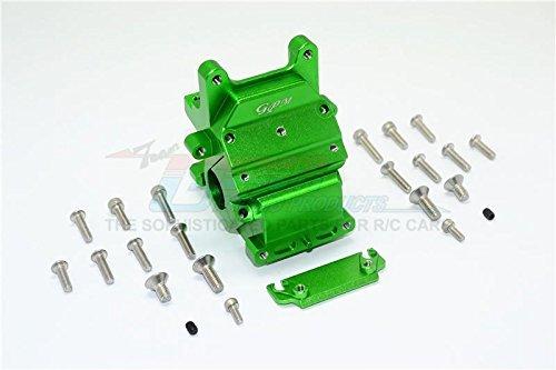 Arrma Kraton 6S BLX (AR106005 106015 106018) Aggiornamento Parti Aluminium Front Or Rear Gear Box - 1 Set verde