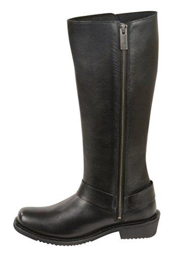 14 10 Black Milwaukee With Mbl9365w Inches Nero 10w Stivali Donna Wide blk HqpzBqwO