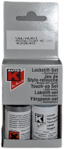 Kwasny Auto K Lackstift Lack Stift 2 Schicht Original Farbton Indigoblau Lb5n 9 Ml Auto
