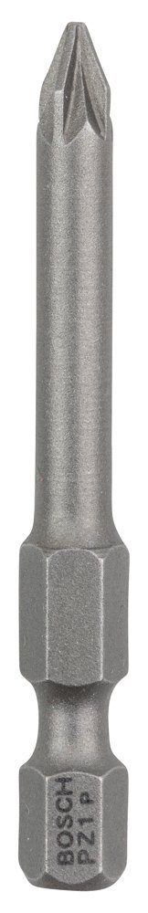 PZ1, L/änge: 25 mm, 25 St/ück Bosch Professional Bit Extra-Hart f/ür Pozidriv-Kreuzschlitzschrauben