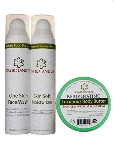 Natural Skin Care Regimen Gift set