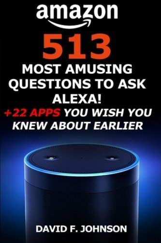 Amazon Alexa Most Amusing Questions product image