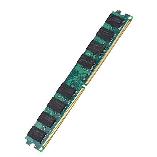 Bewinner DDR2 2G Memory Ram PC2-5300 Desktop Memory Ram 240Pin Module Board Specified for AMD Motherboard for DDR2 PC2-5300 Desktop Computer