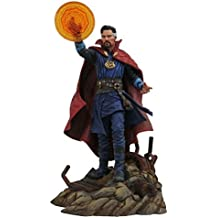 DIAMOND SELECT TOYS Marvel Gallery: Avengers Infinity War Movie Doctor Strange PVC Diorama Figure