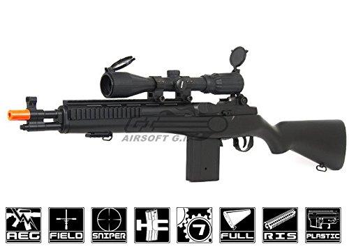 double eagles m806a1 m14 ris aeg airsoft gun(Airsoft Gun)