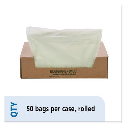 stoe3348e85 – Stout EcoSAfe Compostable Trash Bags B00FZYIZ4E