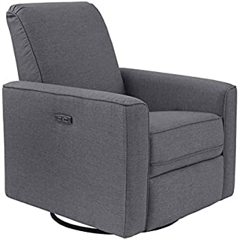 new arrival eb39d 58c91 Amazon.com: Babyletto Kiwi Electronic Power Recliner and ...