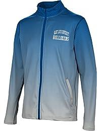 Mens Saint Louis University Zoom Full Zip Jacket (Apparel)