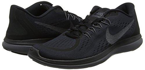 0cf4082971d8c SHOPUS   Nike Men's Flex RN 2017 Running Shoe Black/Metallic ...