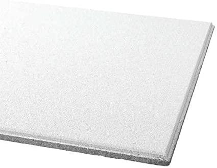 armstrong acoustical ceiling tile 1912a ultima humiguard plus beveled tegular 24x24x3 4 in 12 per case