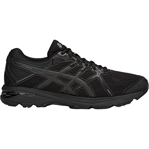 Asics 1011A202 Mens Gt Xpress  4E  Running Shoe  Black Black   10 5 4E Us
