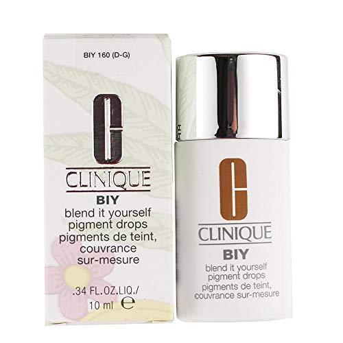 Clinique BIY Blend It Yourself Pigment Drops - 160 (D-G).34oz/10ml
