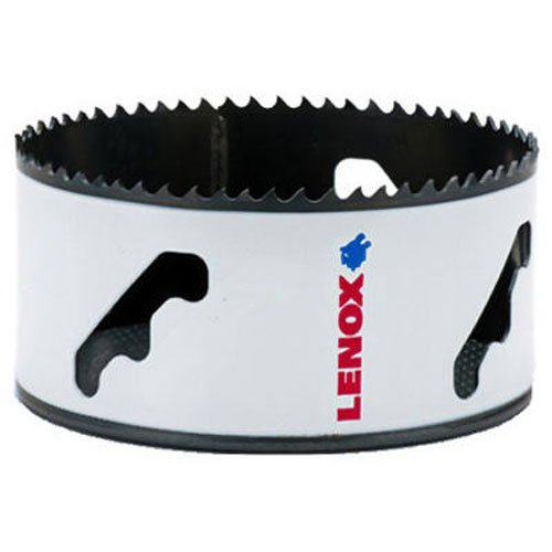 LENOX Tools Bi-Metal Speed Slot Hole Saw with T3 Technology, 4-1/8