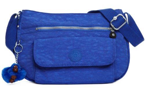 Kipling Syro, Glacier Blue, One Size, Bags Central