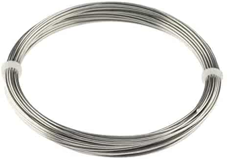 #2B 14 Length Full Hard Temper Smooth ASTM A228 Precision Tolerance High Carbon Steel Wire 0.080 Diameter Finish