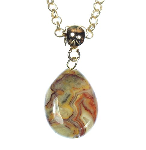 Mexican Crazy Lace Agate (
