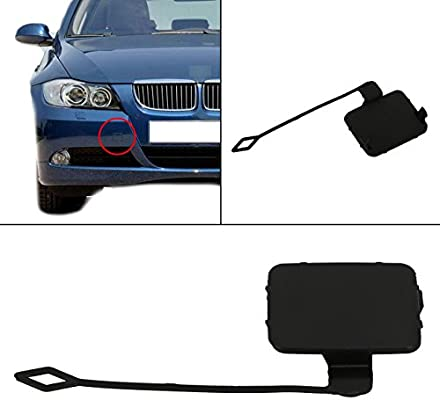 51117167575 Front Bumper Tow Hook Cover Cap for BMW E90 E91 318i 320i 328i 330i