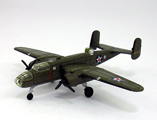 North American B-25 Mitchell Doolittle Raid 40-2344 1/200 Scale Diecast Model