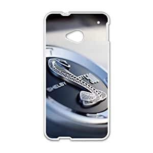 Happy Ford shelby GT 500 sign fashion cell phone case for HTC One M7