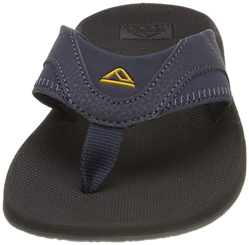 Multicolore navy Homme Fanning Tongs yellow Reef Nay wtqz4