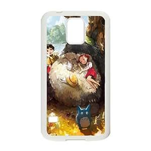 My Neighbor Totoro Samsung Galaxy S5 Cell Phone Case White xlb-159669