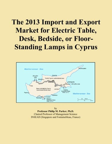 The 2013 Import and Export Market for Electric Table, Desk, Bedside, or Floor-Standing Lamps in Cyprus ()