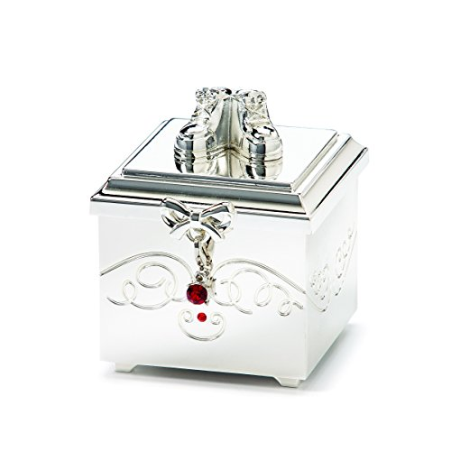 July Box (DEMDACO Birthstone Charm Keepsake Box, July)