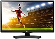 "TV LED Monitor 20"" LG HD 20MT49DF-PS, Conversor Digital Integrdo, 1 HDM,"
