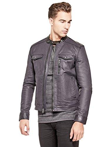 Guess Cotton Moto Jacket - 1