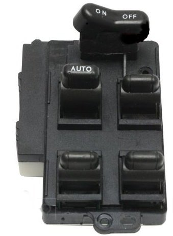 Well Auto Power Window Switch 5 Button 94-97 Honda Accord Sedan and Wagon not fit for Japan built model - Honda Accord Sedan Wagon