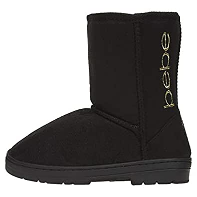 Amazon.com | bebe Girls Winter Boots Designed with Side